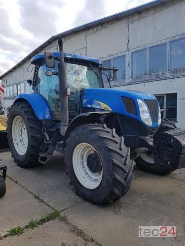 New Holland T 7040 Getriebeschaden Baujahr 2008 Pragsdorf