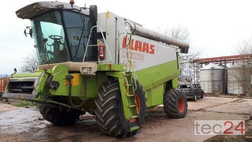 Claas - Lexion 480