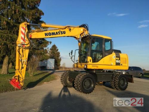 Komatsu Komatsu Pw 160-7eo Plus Year of Build 2011 Pragsdorf