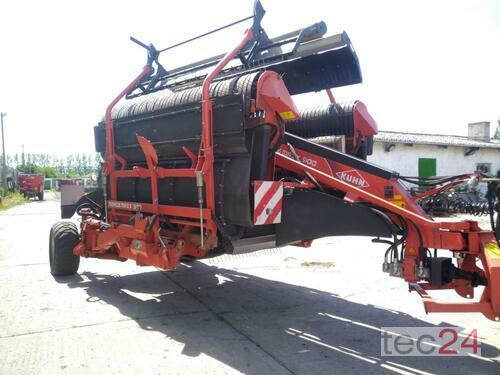 Kuhn Merge Maxx 900 Baujahr 2012 Pragsdorf