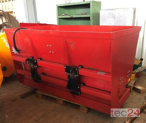 GROWI Einstreugerät Esg 220 Año de fabricación 2010 Pragsdorf
