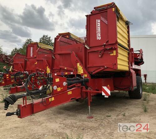 Grimme Se 150-60 Ub Year of Build 2013 Pragsdorf