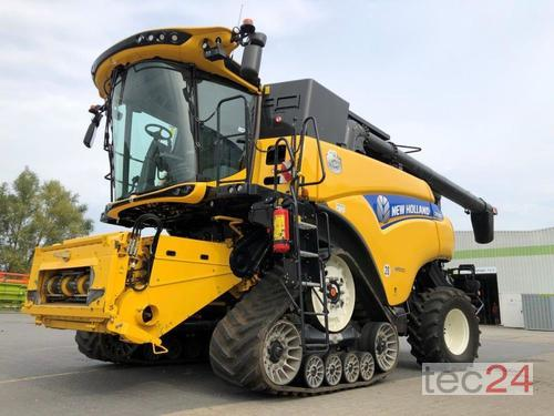 New Holland CR 9.80 Year of Build 2015 Pragsdorf