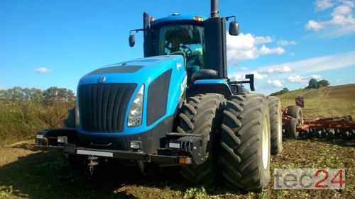 New Holland T 9.670 Årsmodell 2014 4-hjulsdrift