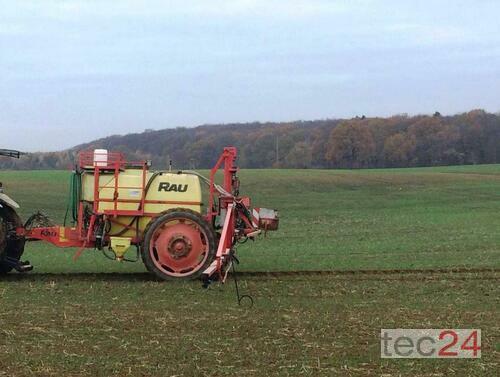 Rau Gvs 2327 - 30 / 27 M Rok výroby 2000 Pragsdorf