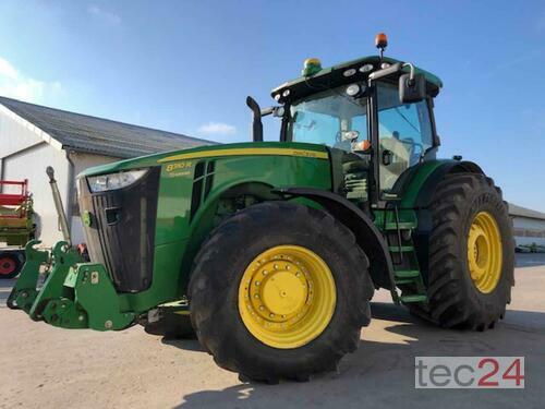 John Deere 8310r Powrshift Anul fabricaţiei 2012 Tracţiune integrală 4WD