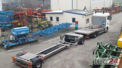 MAN Tgx 18.480 + Anhänger/Tieflader Rok výroby 2008 Pragsdorf