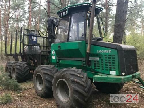 GROWI Logset Forwarder 5f Рік виробництва 2006 Pragsdorf