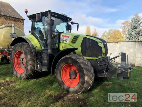 Claas - Axion 810 Cebis