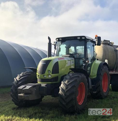 Claas Arion 640 CIS Front Loader Year of Build 2009
