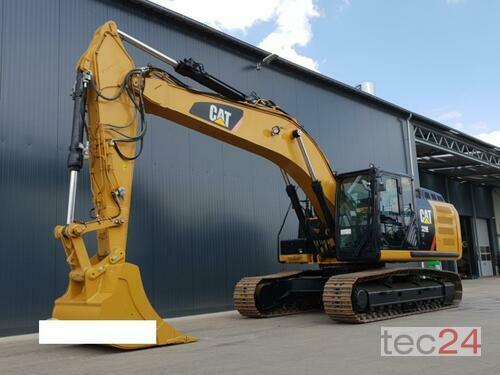 Caterpillar 329e Ln Año de fabricación 2012 Pragsdorf