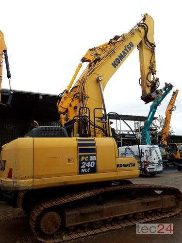 Komatsu Pc 240 Nlc10 Année de construction 2012 Pragsdorf