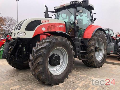 Steyr 6225 Cvt Year of Build 2011 4WD