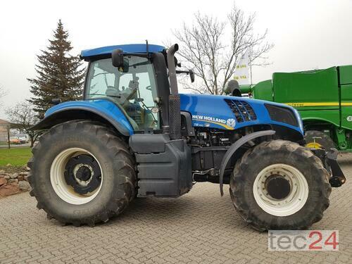 New Holland T 8.390 Godina proizvodnje 2011 Pogon na 4 kotača