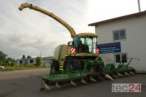 Krone BIG X 700 Año de fabricación 2011 Pragsdorf