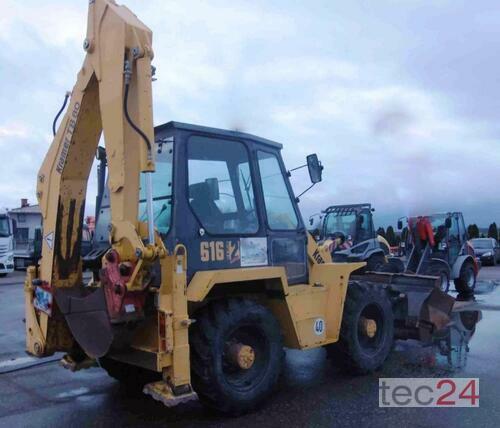 Kramer 616 Tb 80 Serie 2 Año de fabricación 2001 Accionamiento 4 ruedas