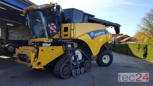 New Holland CR 8080 Baujahr 2013 Pragsdorf