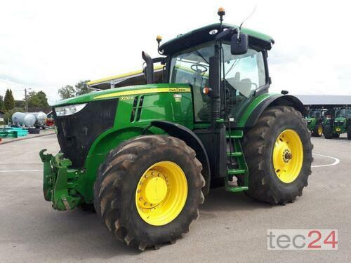 John Deere 7230R Årsmodell 2012 4-hjulsdrift
