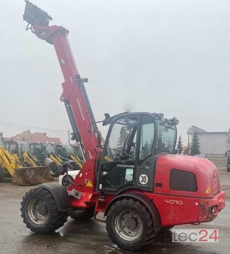 Weidemann 4070 Cx 100 Tele Baujahr 2012 Pragsdorf
