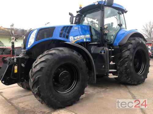 New Holland T 8.420 Auto Command Baujahr 2014 Allrad
