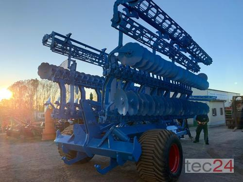 Lemken Gigant Rubin 12s/1200 Year of Build 2009 Pragsdorf