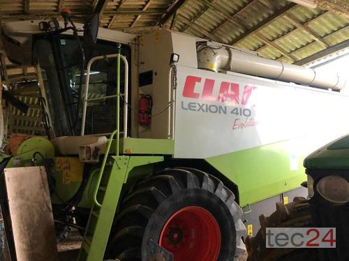 Claas Lexion 410 Evolution