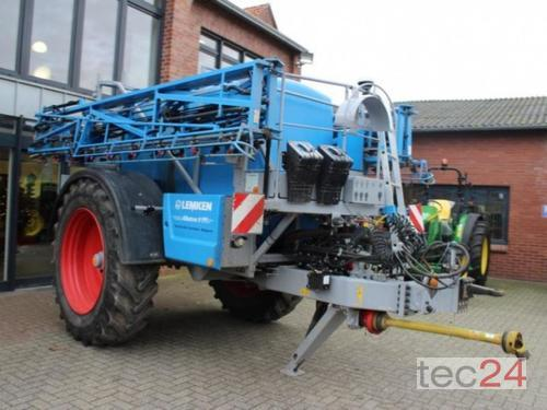 Lemken Albatros 9/4000 Year of Build 2015 Pragsdorf