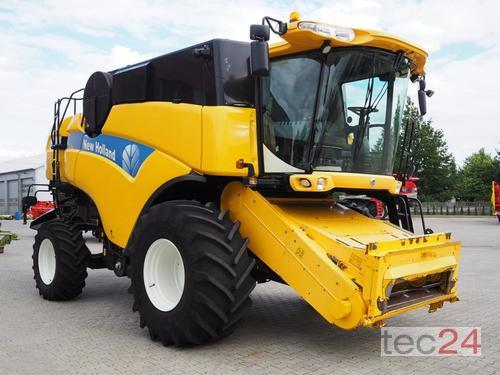 New Holland CX 820 Baujahr 2006 Pragsdorf
