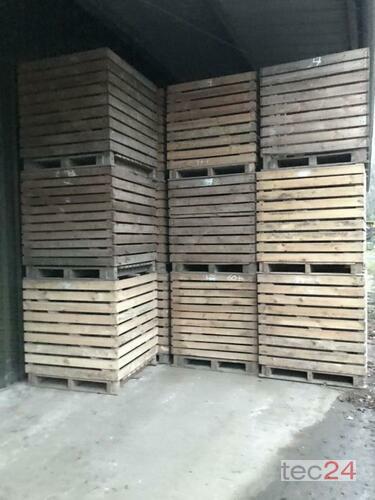 Kartoffelkiste / Holzkisten 1,2x1,2x1,25 Год выпуска 2014 Pragsdorf