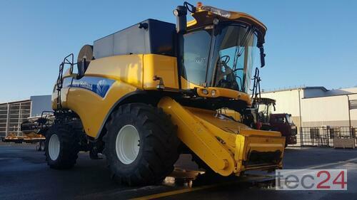 New Holland CX 8070 Årsmodell 2012 Pragsdorf