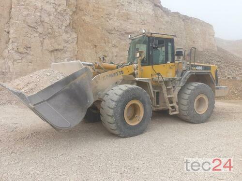 Komatsu Wa 480-6 Año de fabricación 2012 Pragsdorf