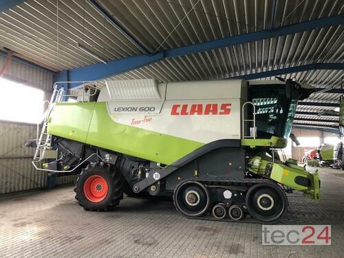 Claas LEXION 600TT