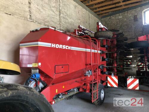 Horsch Focus 6 Td Byggeår 2010 Pragsdorf