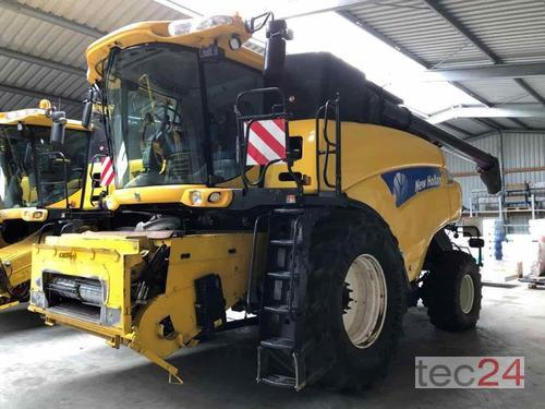New Holland CR 9090 Elevation 4WD