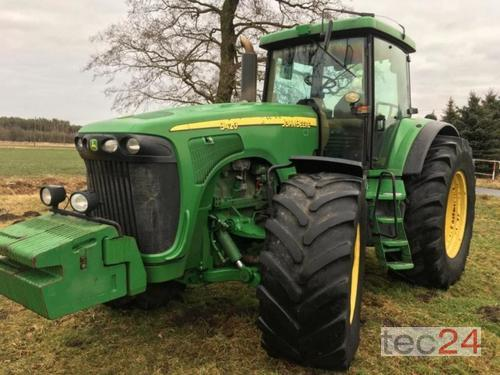 John Deere 8420 ILS, Powr Shift BJ 2006