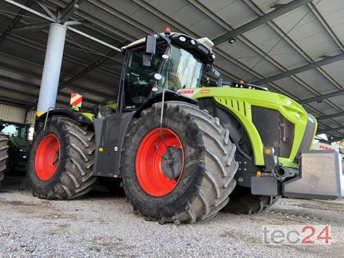 Claas Xerion 4000 Trac VC Year of Build 2014 Pragsdorf