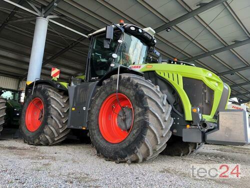 Claas Xerion 4000 Trac VC Baujahr 2014 Pragsdorf