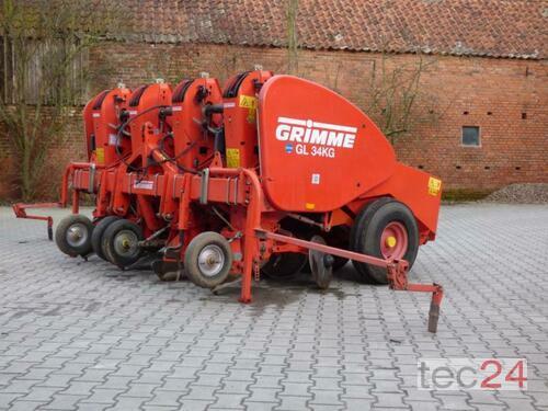 Grimme Gl 34 K Byggeår 2000 Pragsdorf