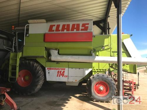 Claas Dominator 114 CS
