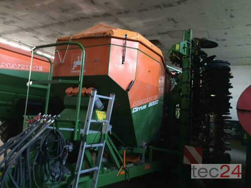Amazone Cirrus 6002 Baujahr 2012 Pragsdorf