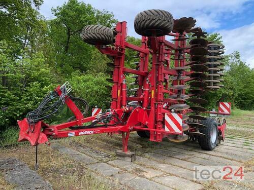 Horsch Joker 6 HD Year of Build 2015 Pragsdorf