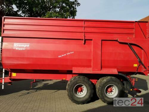 Krampe Big Body 640 Eco Год выпуска 2011 Pragsdorf