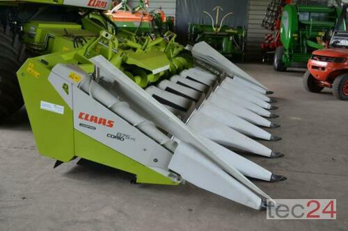 Claas Corio 8-75 Fc Conspeed Année de construction 2018 Pragsdorf