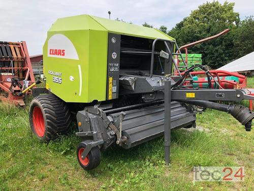 Claas Rollant 355 Rc + Kverneland Taarup 7515 Year of Build 2008 Pragsdorf
