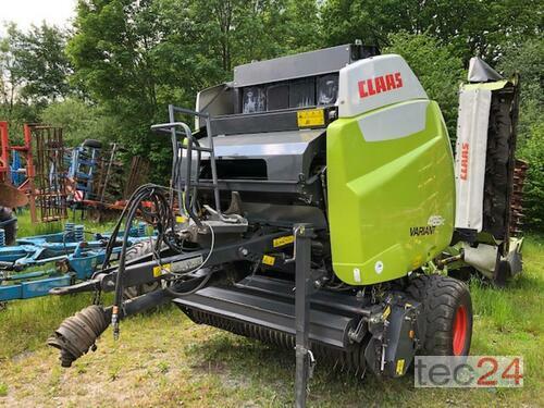 Claas Variant 485 RC Rok výroby 2016 Pragsdorf