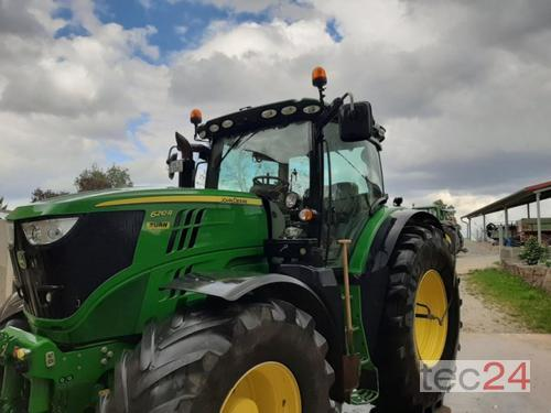 John Deere 6210R Year of Build 2015 Pragsdorf