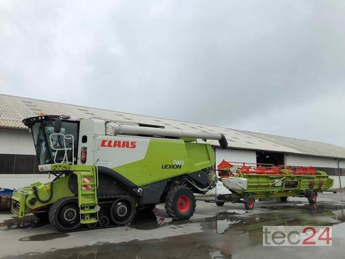 Claas LEXION 760TT TerraTrac BUSINESS