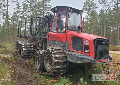 Komatsu 855 Année de construction 2017 Pragsdorf