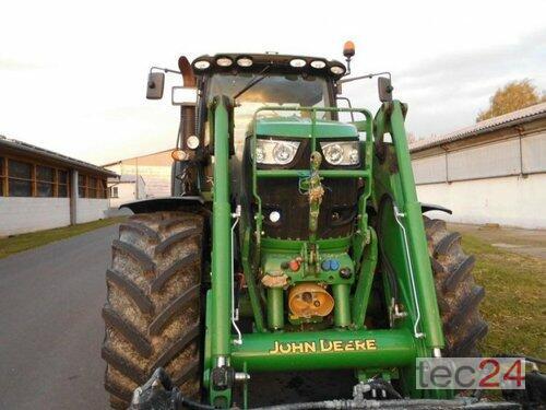 John Deere 6210R Frontlader Baujahr 2012