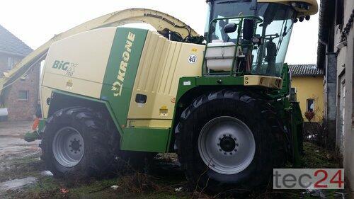 Krone BIG X 700 Год выпуска 2011 Pragsdorf